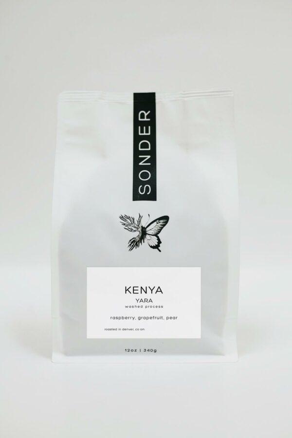 KENYA SONDER Coffee